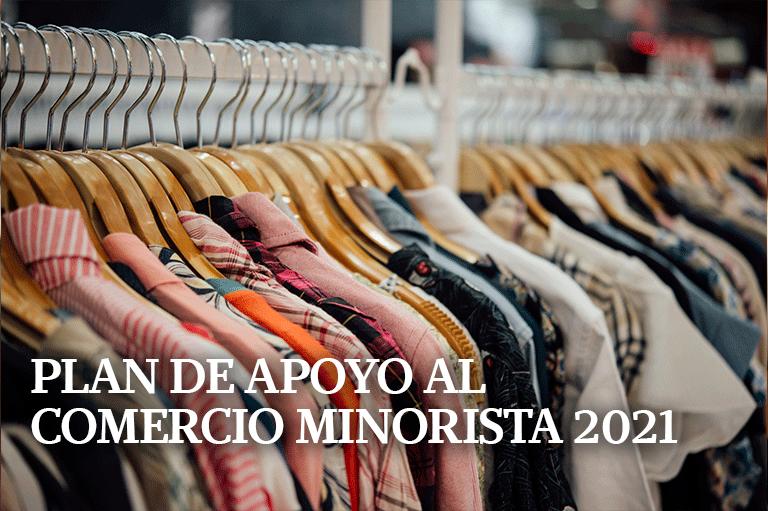 Plan de apoyo al comercio minorista 2021