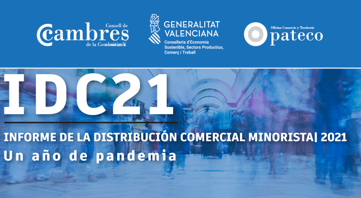 Informe Distribución Comercial 2021