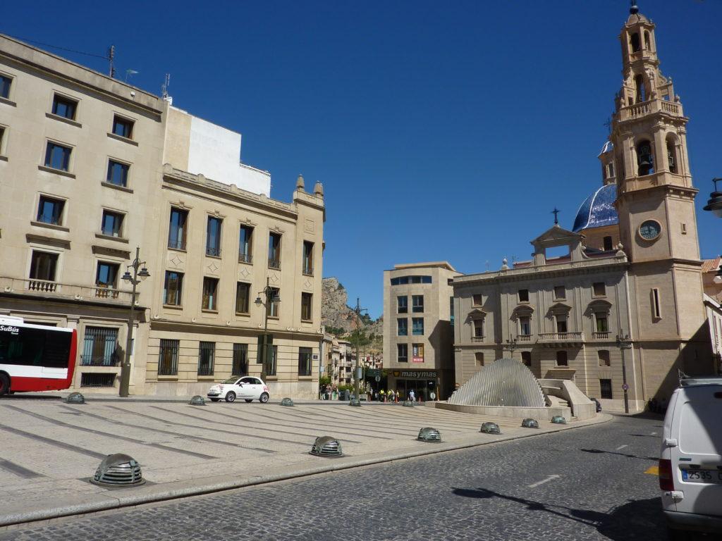 Centro Histórico de Alcoi
