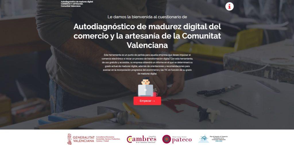 Autodiagnóstico Digital